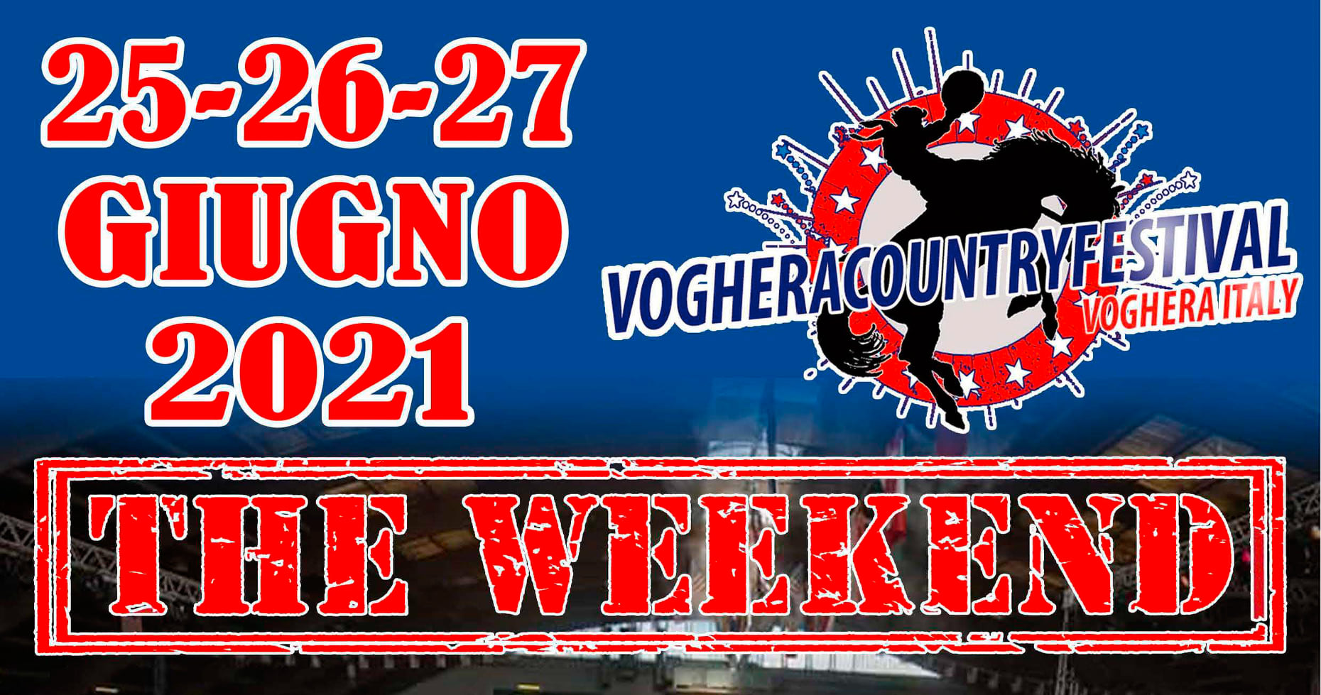 VOGHERA COUNTRY FESTIVAL 2021 - THE WEEKEND